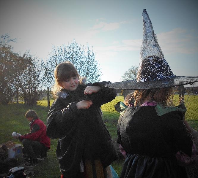 Malé čarodějky